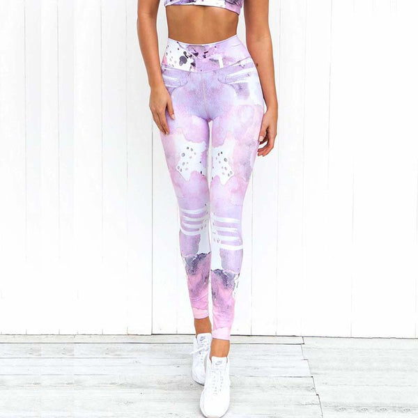 Joline Cat Fitness Legging
