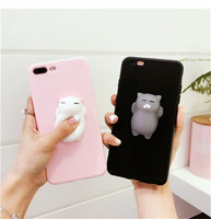 Huawei Cuddly Cat Case