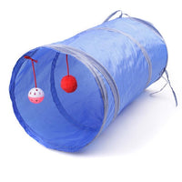 Cat Tunnel With Scratching Ball