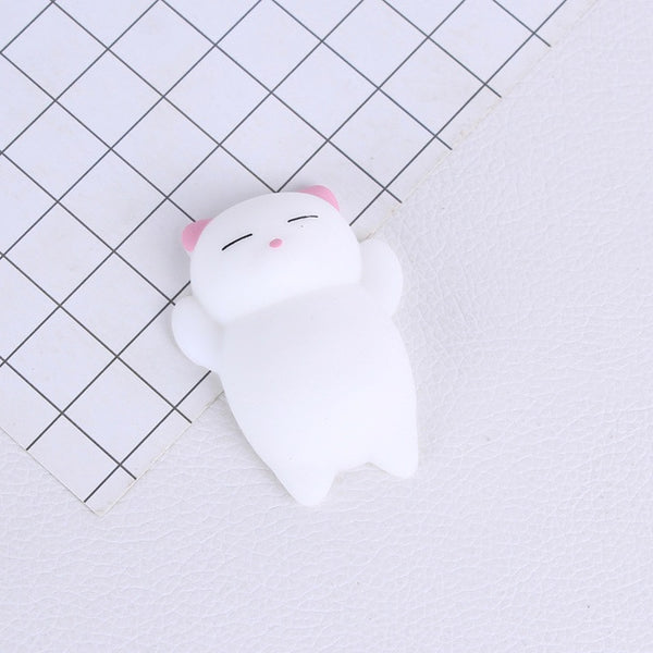 Squishy Cat Pop Phone Holder