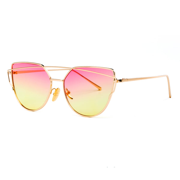 Tulip Ocean Cat Eye Sunglasses