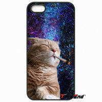 Galactic Cat Phone Case