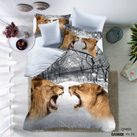 Cat Gang Duvet Cover