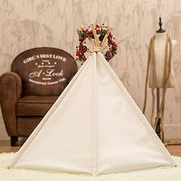 Kitten Play Bed TeePee