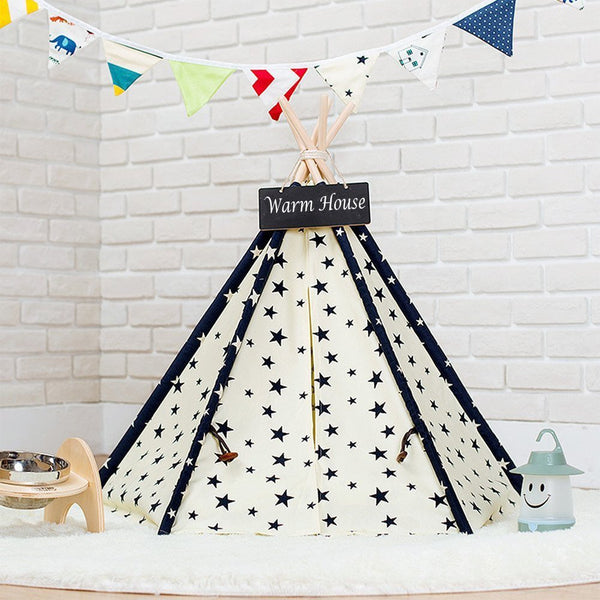 Kitten Play Teepee