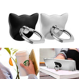 Cat Shaped Ring Phone Holder
