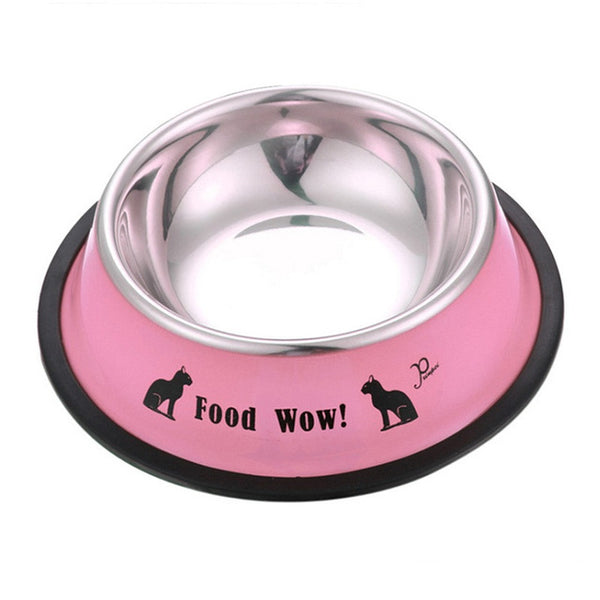 Anti-skid Cat Food Bowl