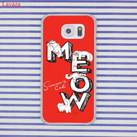 Simon's Cat Samsung Case