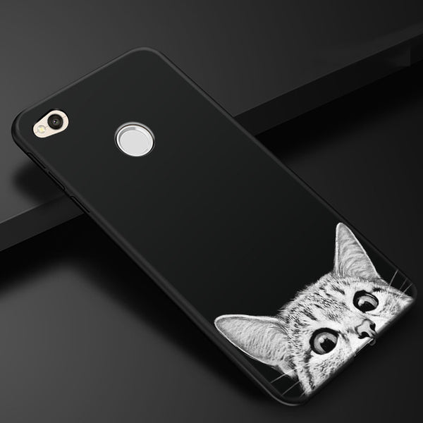 Cat on the Moon Xiaomi 4X Cover