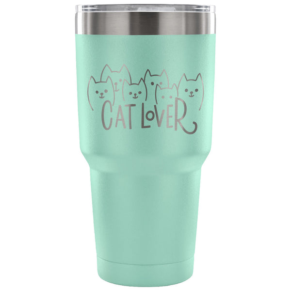 Cat Lover 30 oz Tumbler