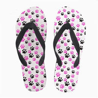 Kitty Cat Flip Flops