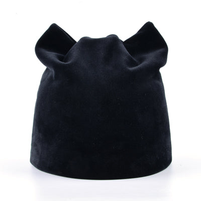 Warm Cat Ear Beanie