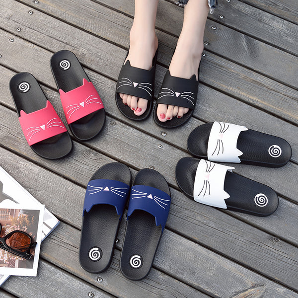 Whisker Slip on Sandals