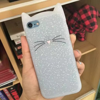 Cat Ear iPhone Case