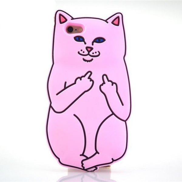 Middle Finger iPhone Cover