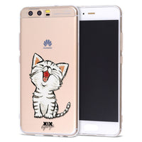 All About Cats Huawei Cover