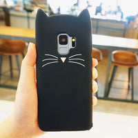 Galaxy Cat Whisker Cover