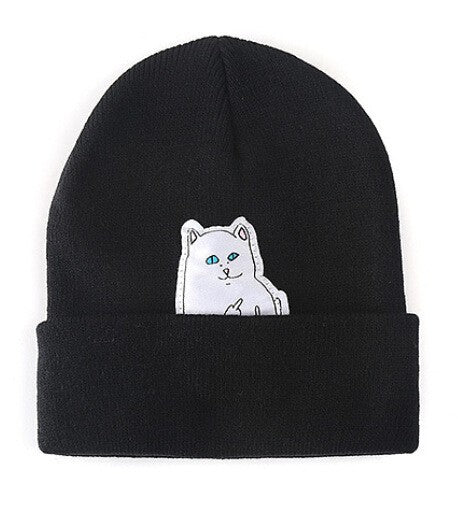 My Way Cat Beanie