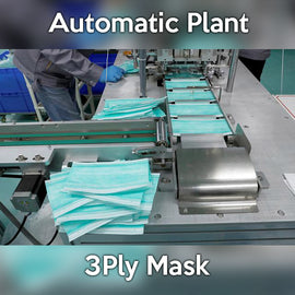3Ply Mask Bulk Deal 300rs per box of 50 (6rs per mask)