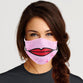 Long Lips Mask