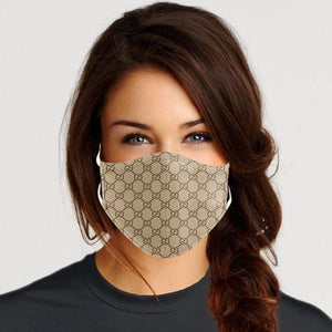 GUCCI Pattern Mask