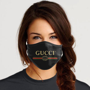 GUCCI Logo Mask