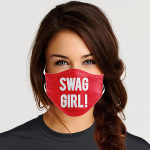 SWAG GIRL Mask
