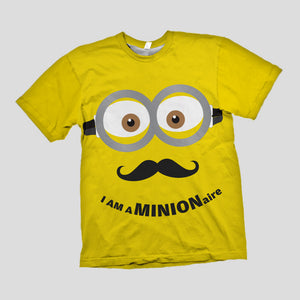 One in a Minion Eyes
