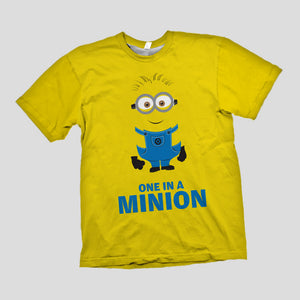 One in a Minion Cartoon