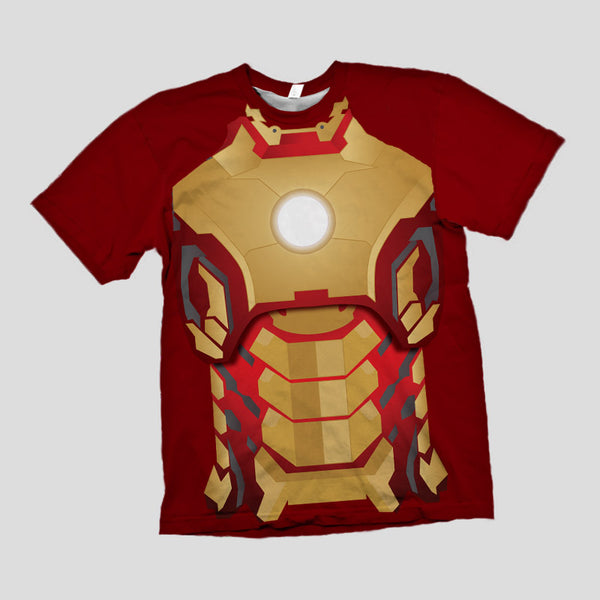 Iron Man Suite