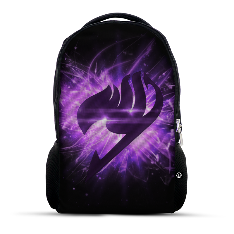fairy tail logo purple