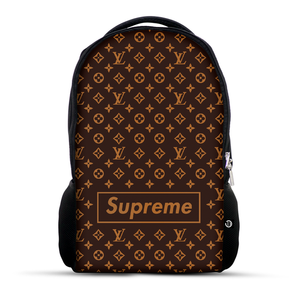 LV Supreme Brown