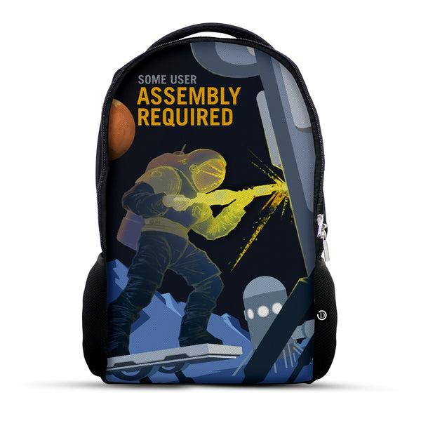Assembly Required bag