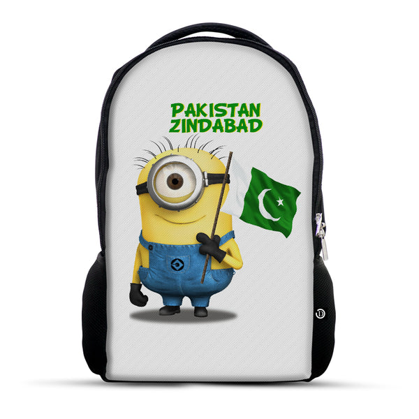 Minion Celebrating Independence