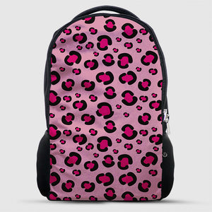 Pink Cheetah Pattern