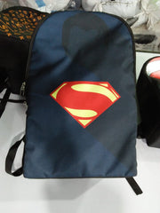 Superman Logo with hairstyle