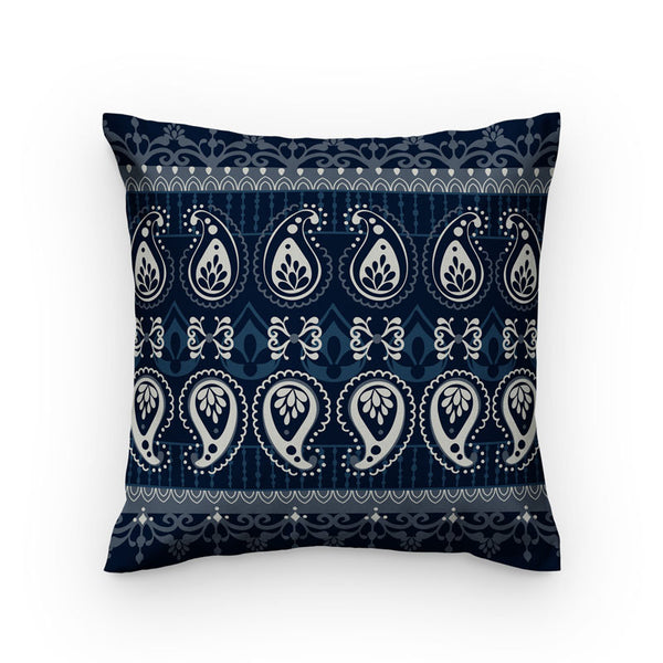 Indian Blue Pattern