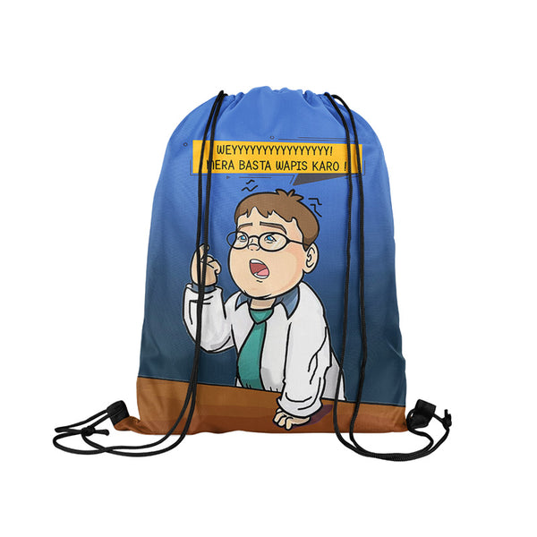 Mera Drawstring Bag