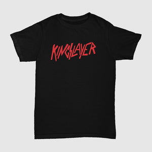 King Slayer black tee