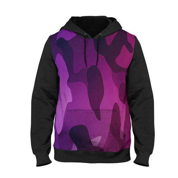 Purple gradient camouflage