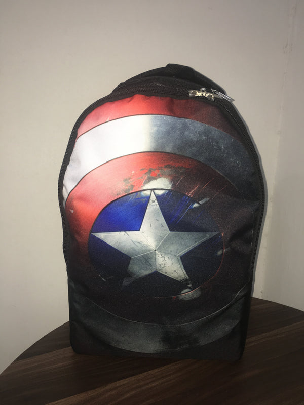 Captain America Shield - Dexpel.com - Custom Print Shop