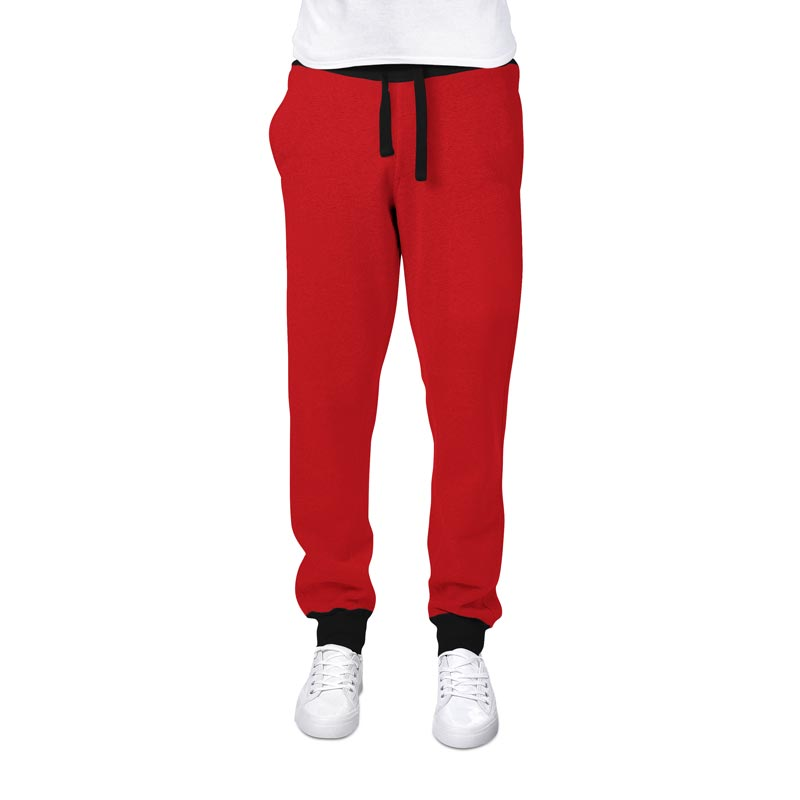 Jogger Pant Red