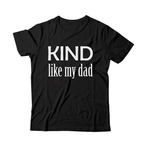 Kind like my dad