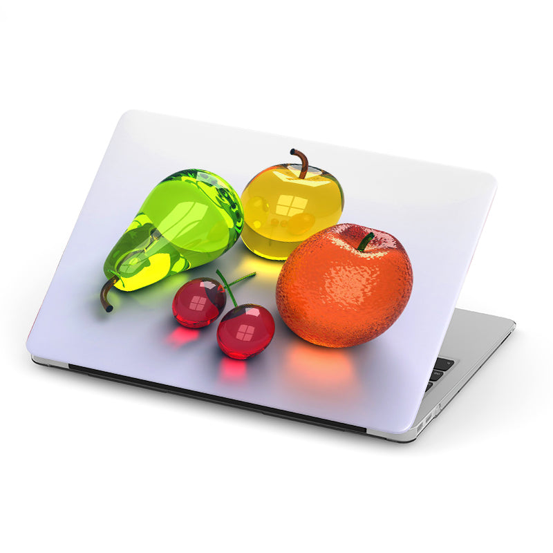 3D Crystal Mix Fruits