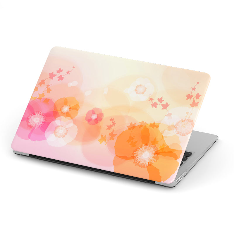 Beautiful Pink and Orange Mix Background