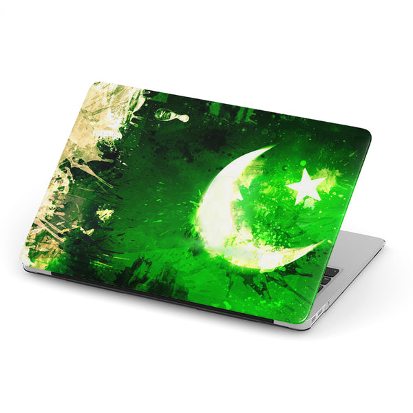 Pakistani Splash Flag