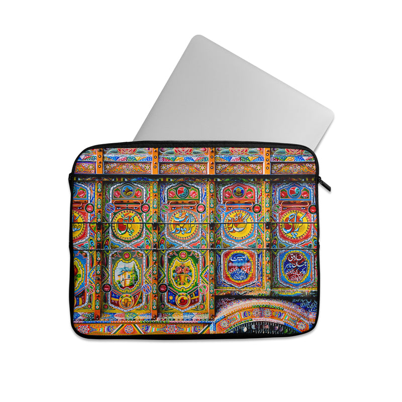 Truck art Laptop sleeve
