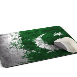 Pakistani Splash Flag 2