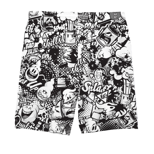 Cartoon Shorts