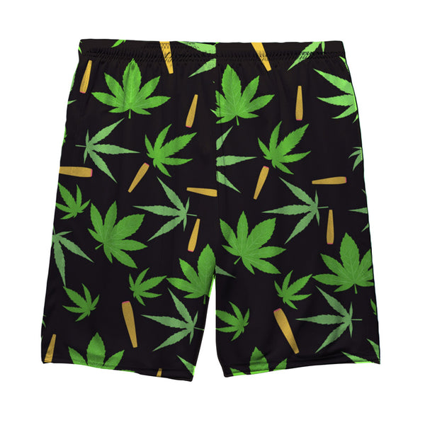 Marijuana Leaves Shorts